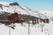 Guide of Valle Nevado, CHILE