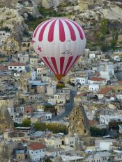 Guide of Goreme, Turkey