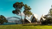 Guide of Sidney, AUSTRALIA