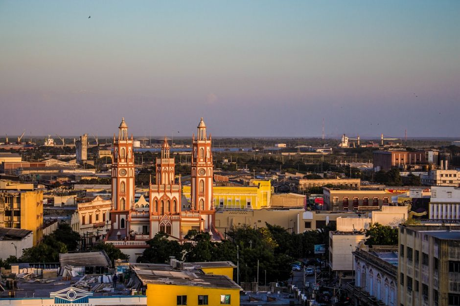 Guide Of The City Of Barranquilla In Colombia
