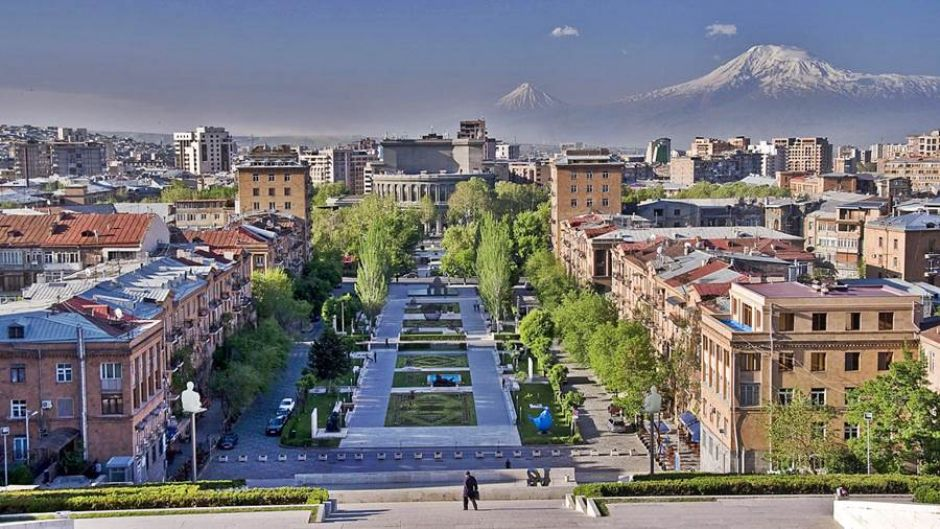 Guide of Erevan, ARMENIA