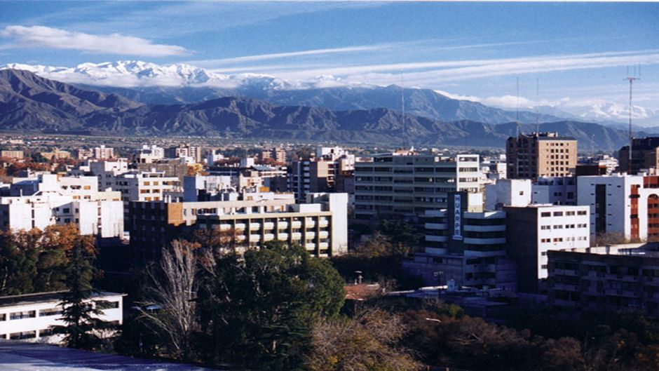 Guide of Mendoza, ARGENTINA