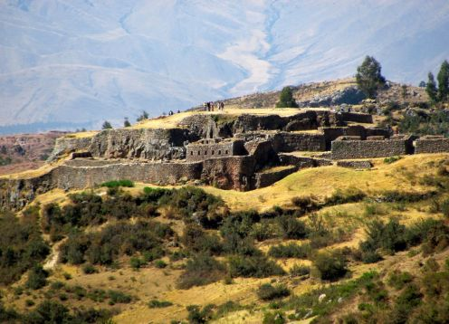 Puca Pucara, Cultural Attractions en Cusco