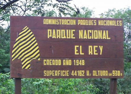 El Rey National Park