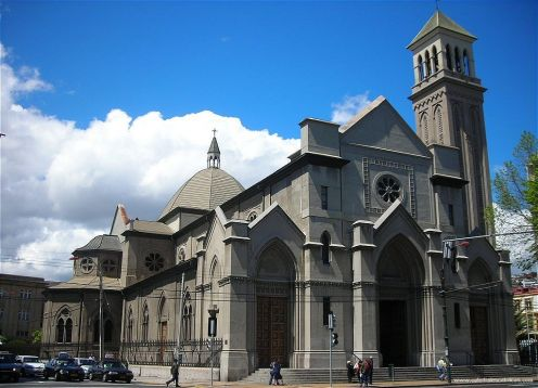 Cathedral of Valparaiso