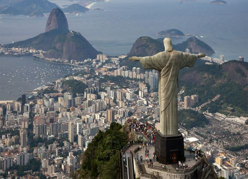 Christ the Redeemer of Corcovado,