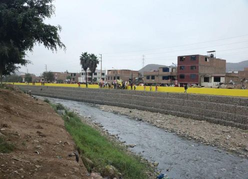 Chillon River,