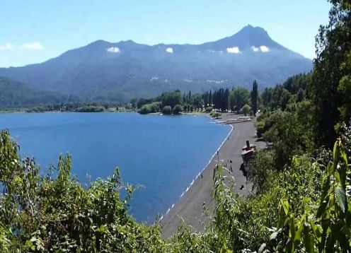 Panguipulli Lake