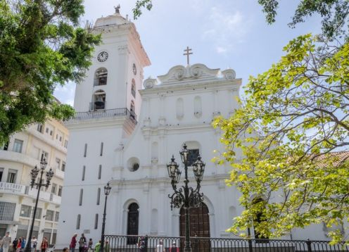 Caracas Cathedral,