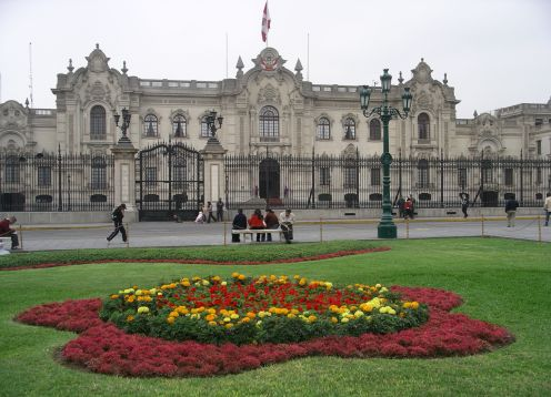 Government Palace of Peru,