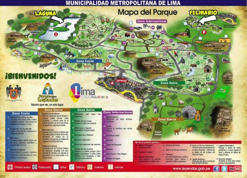 Park of the Legends,