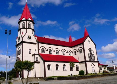 Church of the Sacred Heart of Jesus , Puerto Varas