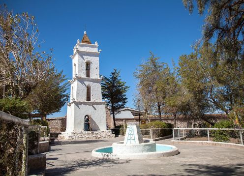 Bell tower of Toconao