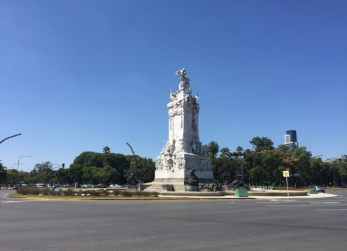 Monument to the Magna Carta and the Four Argentine Regions,