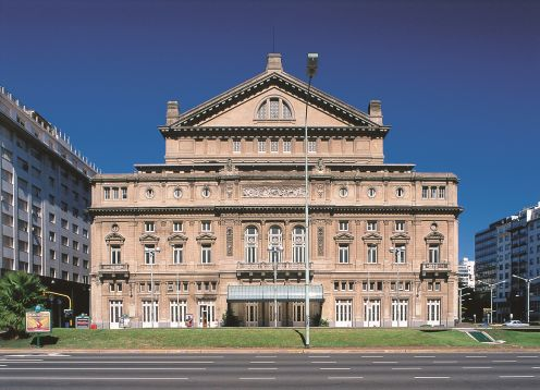 Colon Theater,