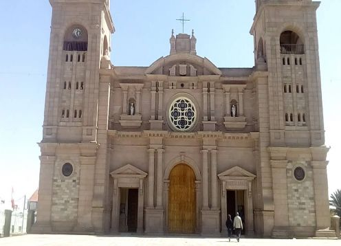 Cathedral of Tacna