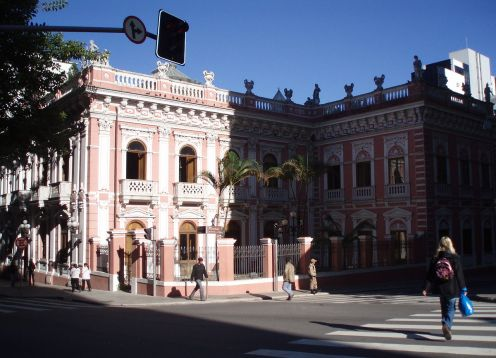 Cruz e Sousa Palace