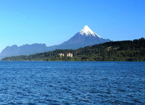Villarrica Lake, Pucon