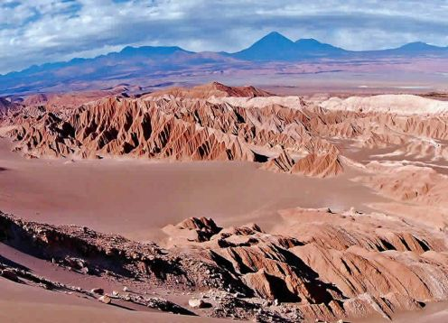Valley of the moon, San Pedro de Atacama
