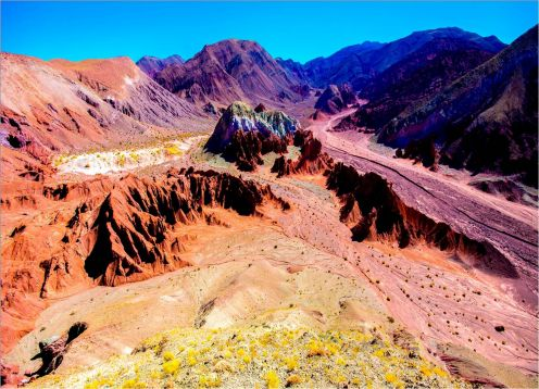 Valley of the Rainbow, San Pedro de Atacama