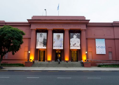 National museum of fine arts,
