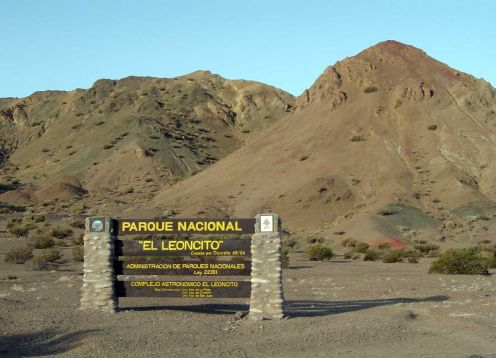 El Leoncito National Park