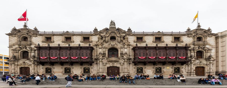 Archiepiscopal Palace of Lima