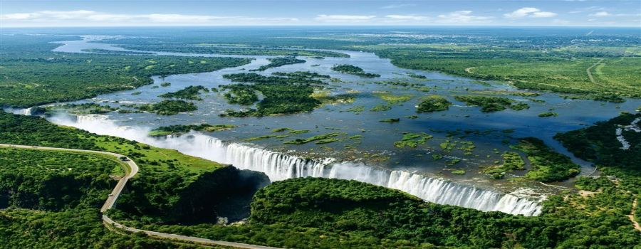 Victoria Falls National Park, Livinstone, Zimbabwe, what to see, what to do.  Livingstone - ZIMBABUE
