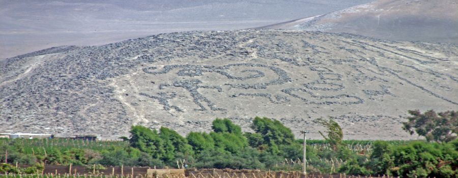 Geoglyphs of Cerro Sagrado