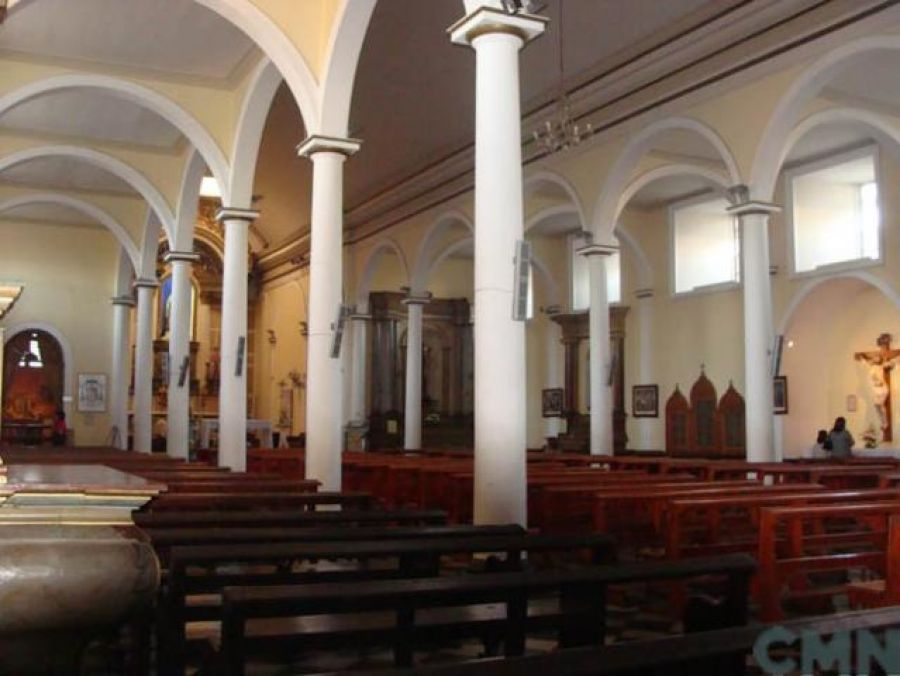 Cathedral of Copiapo, hotels, attractions, views Copiapo, CHILE
