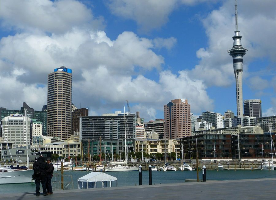 Sky Tower Auckland, Guide, Auckand information, New Zealand , New Zealand