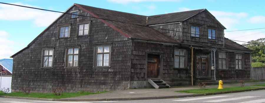 Heritage  Homes of Puerto Varas