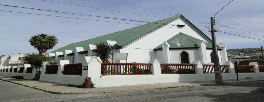 San Pablo Anglican Church in Valparaiso