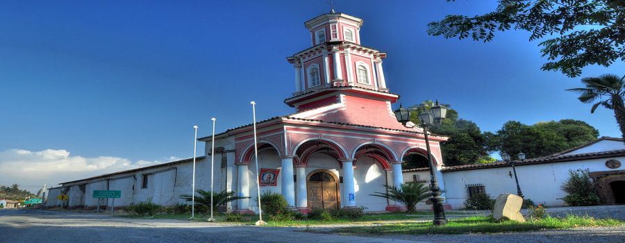 Church and Convent of St. Francis of Curim�n