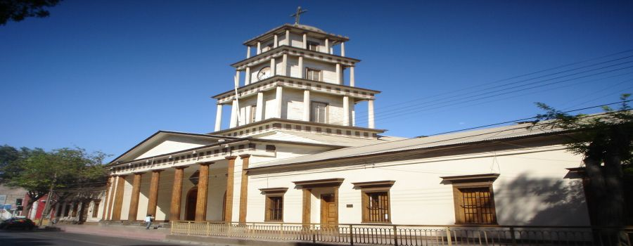 Cathedral of Copiapo