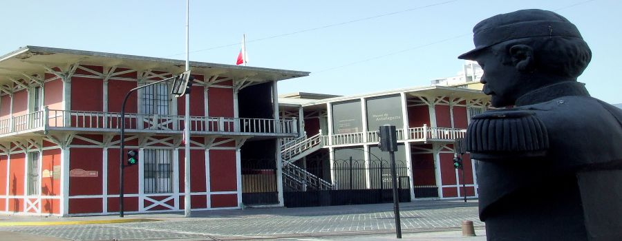 Customs Building of Antofagasta