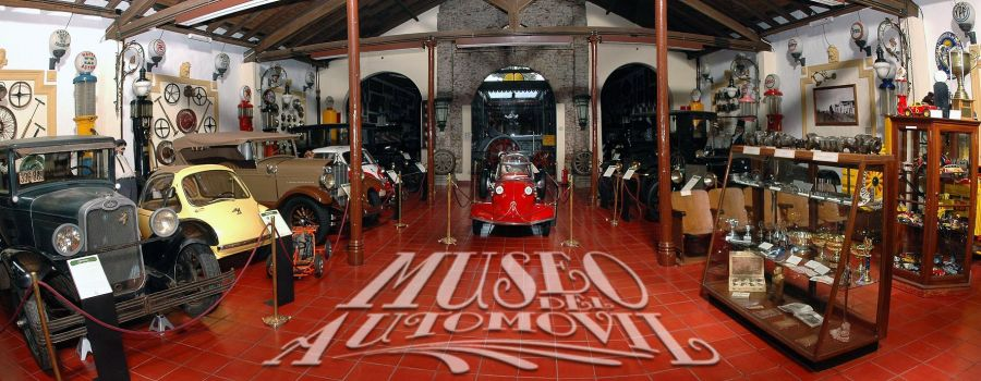Automobile Museum in Buenos Aires