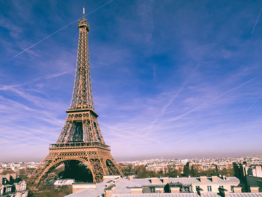 The Eiffel Tower, Paris, France. when to go, how to get there, information. packages, tour Paris, FRANCE