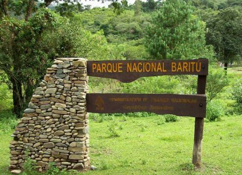 Barit� National Park
