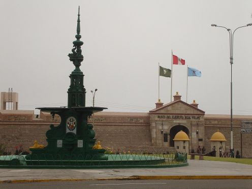 Fortress of the real felipe,