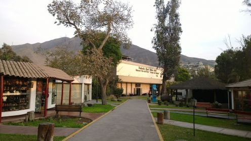 Gold Museum of Peru and Weapons of the World,
