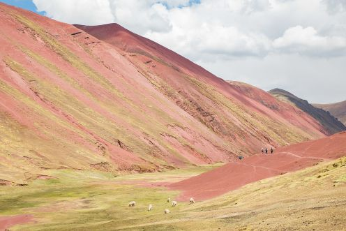 Rainbow Mountain, Vinicunca,