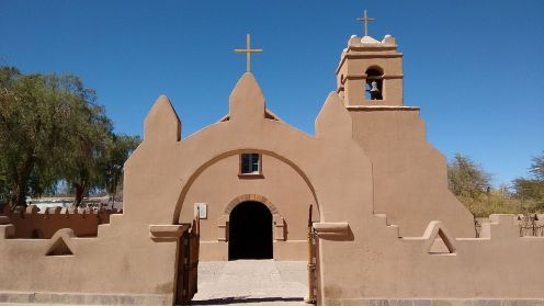 Church of San Pedro de Atacama, San Pedro de Atacama