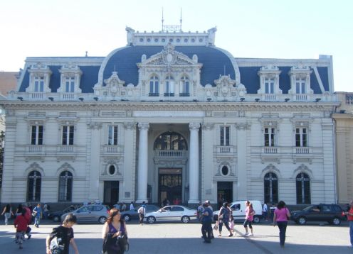 Santiago s Post Office Building