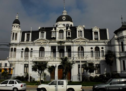 Polanco Palace, Valparaiso
