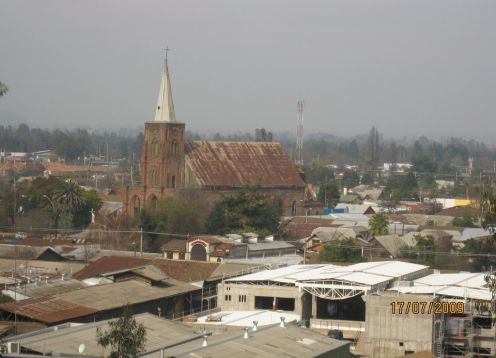 San Francisco Church, Tourist Attractions en Curico