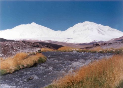 Nevado Tres Cruces National Park