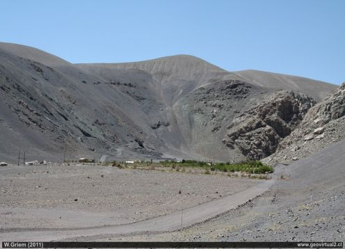 Viña del Cerro in Copiapo