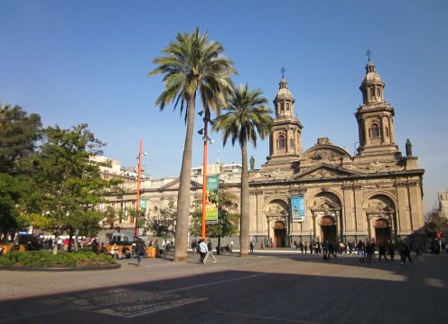 Main Square of Santiago