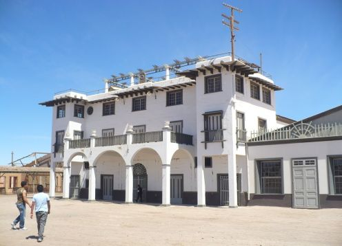 Chacabuco office